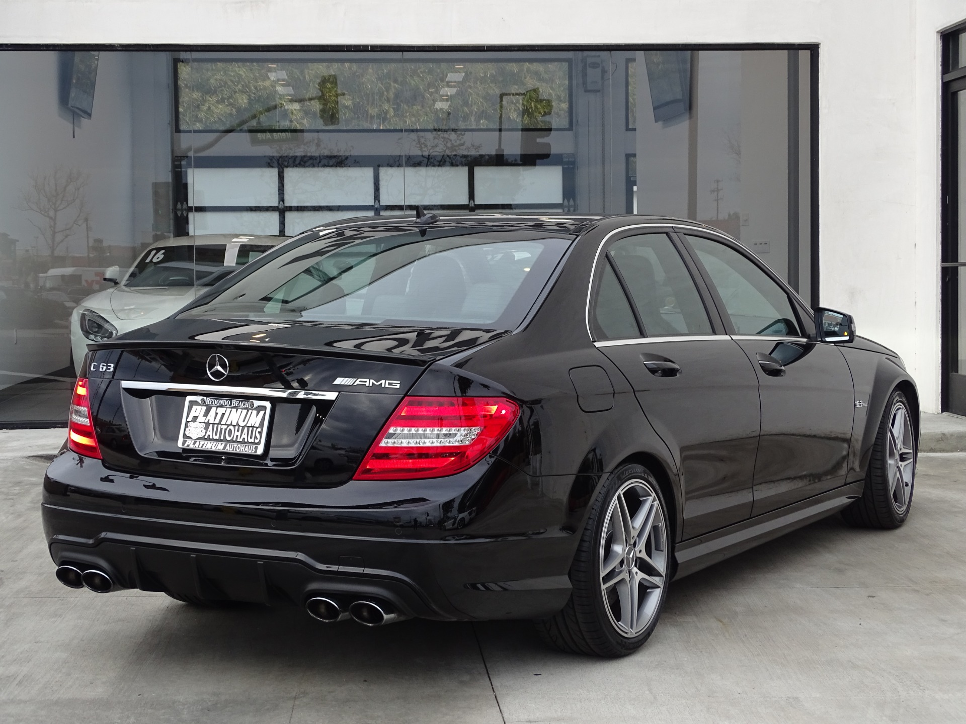 2014 Mercedes-Benz C-Class C63 AMG Stock # 6430 for sale ...