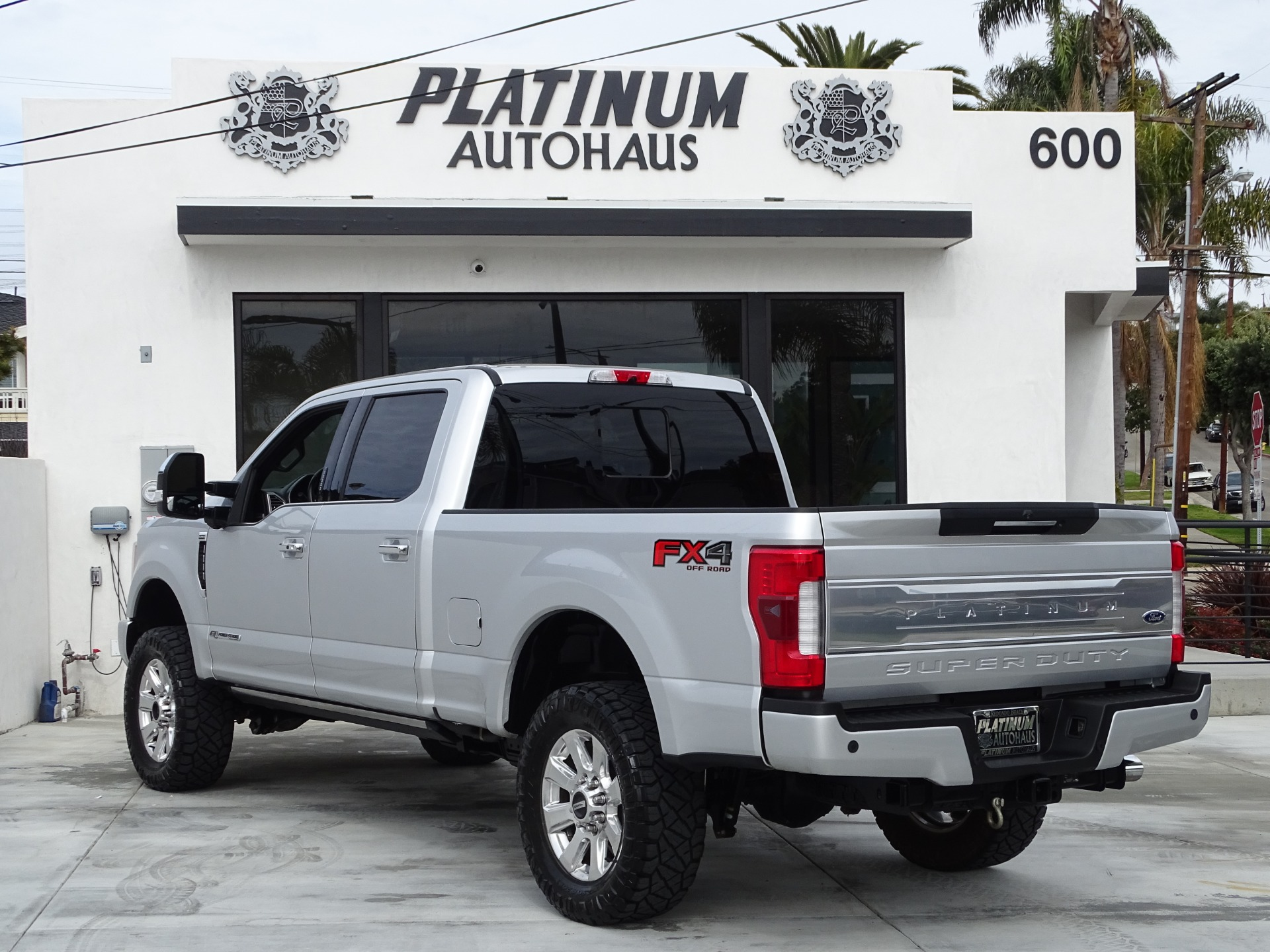 Ford F250 For Sale Near Me >> 2018 Ford F-250 Super Duty Platinum Ultimate *** EVERY