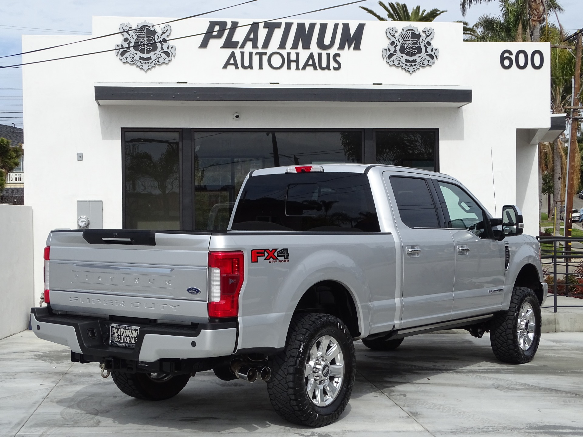 ford   super duty platinum ultimate  option stock   sale