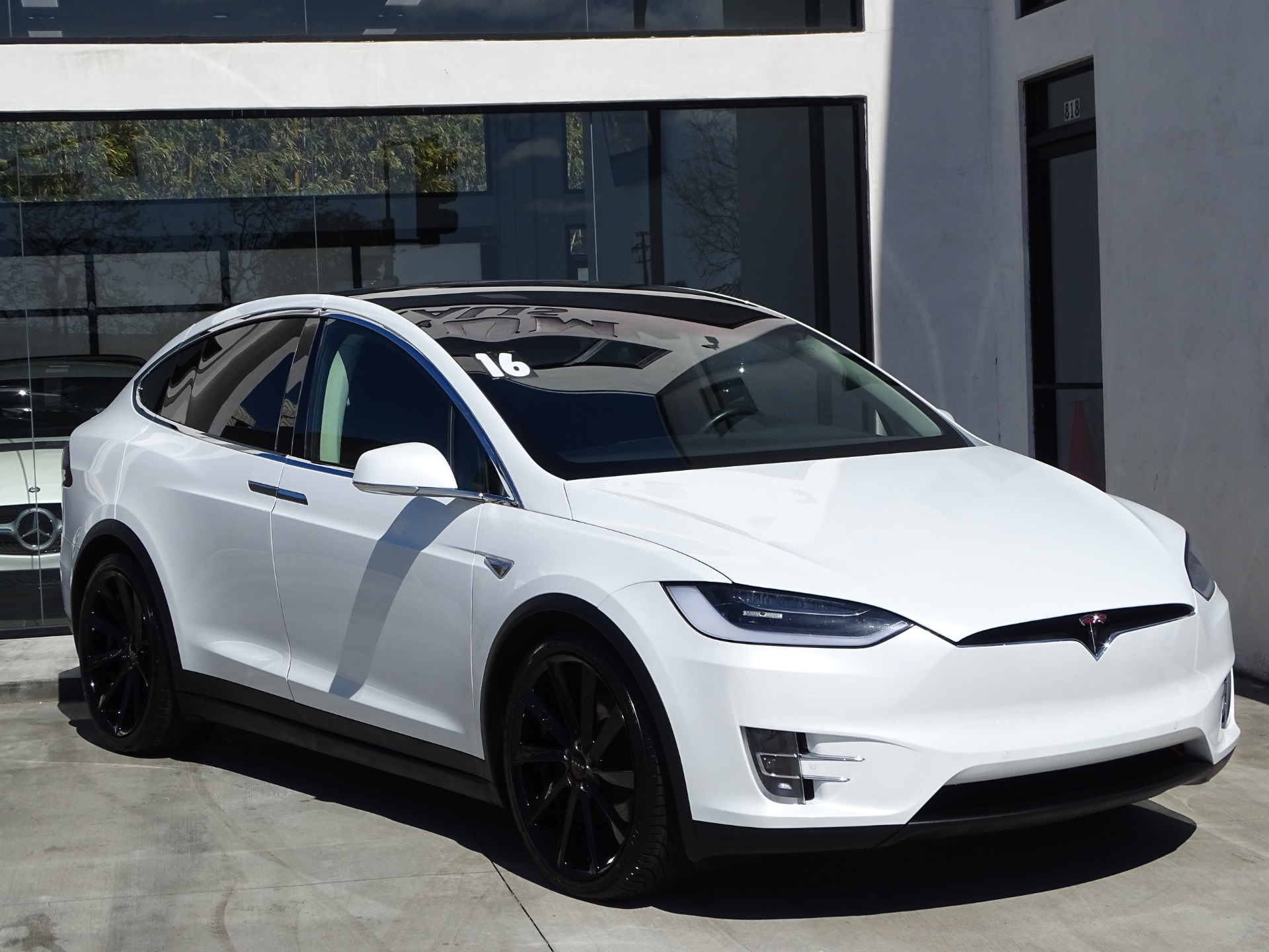 Used Suv For Sale Near Me >> 2016 Tesla Model X 90D Stock # 6435 for sale near Redondo ...