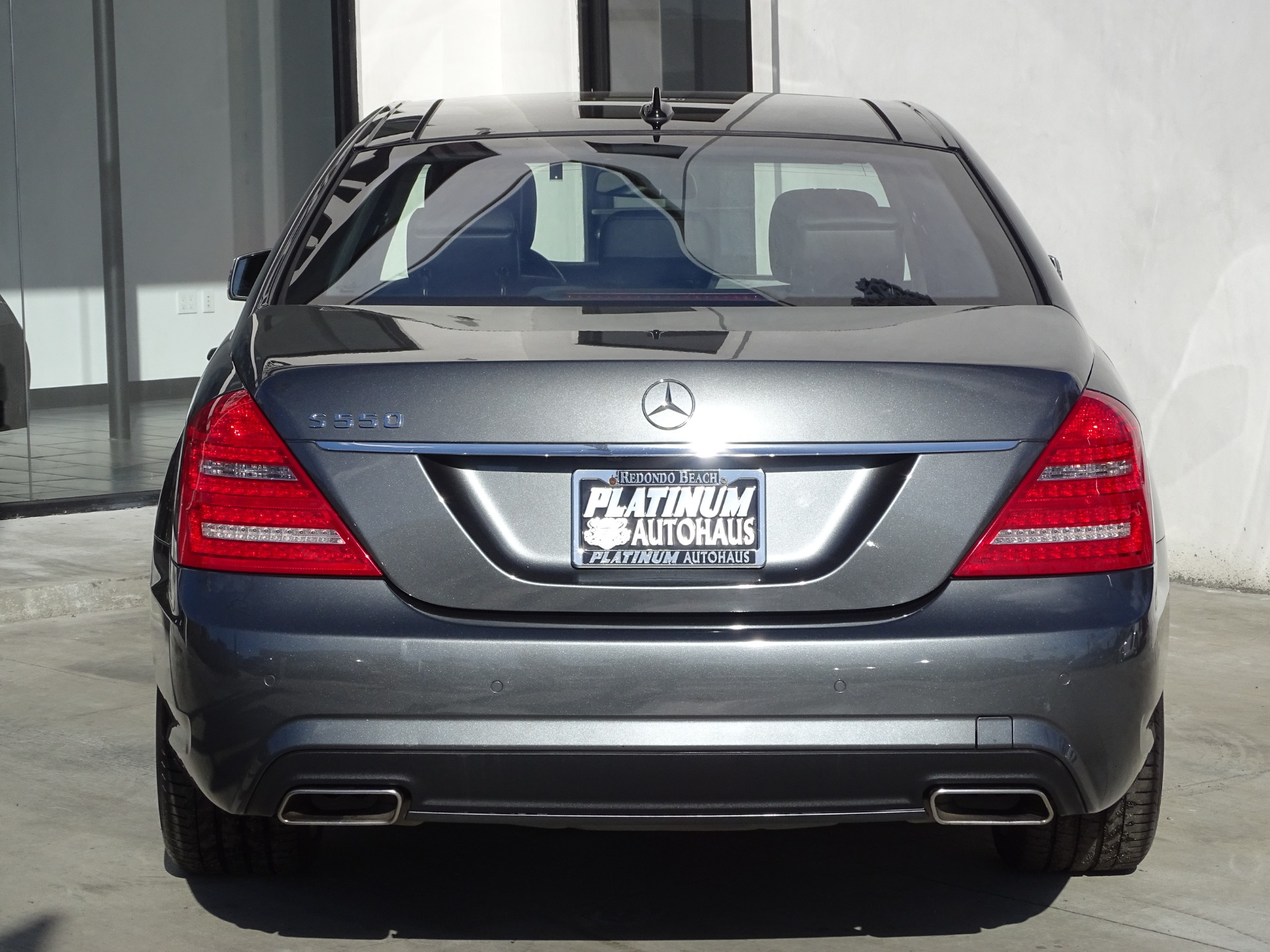 2013 Mercedes-Benz S-Class S550 *** PANORAMIC MOONROOF ...