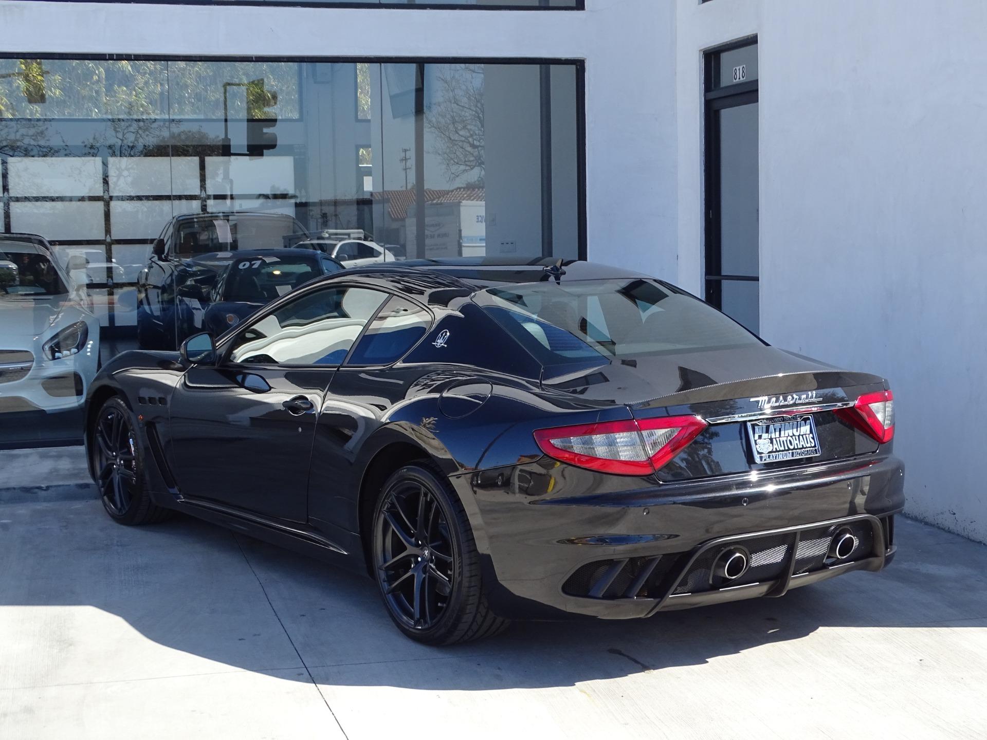 Used-2013-Maserati-GranTurismo-MC-Stradale
