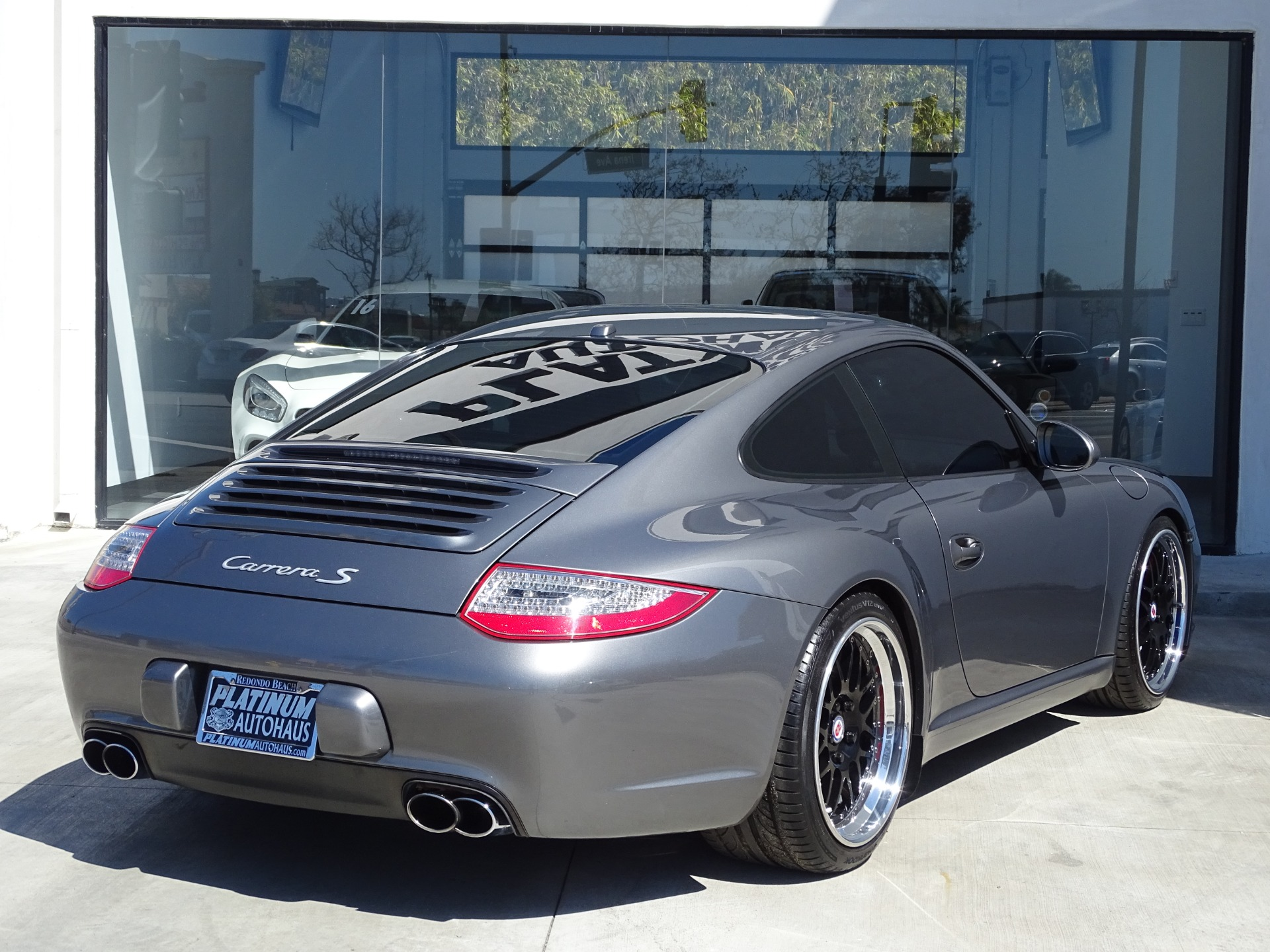 Used-2009-Porsche-911-Carrera-S--***-6-SPEED-MANUAL-***