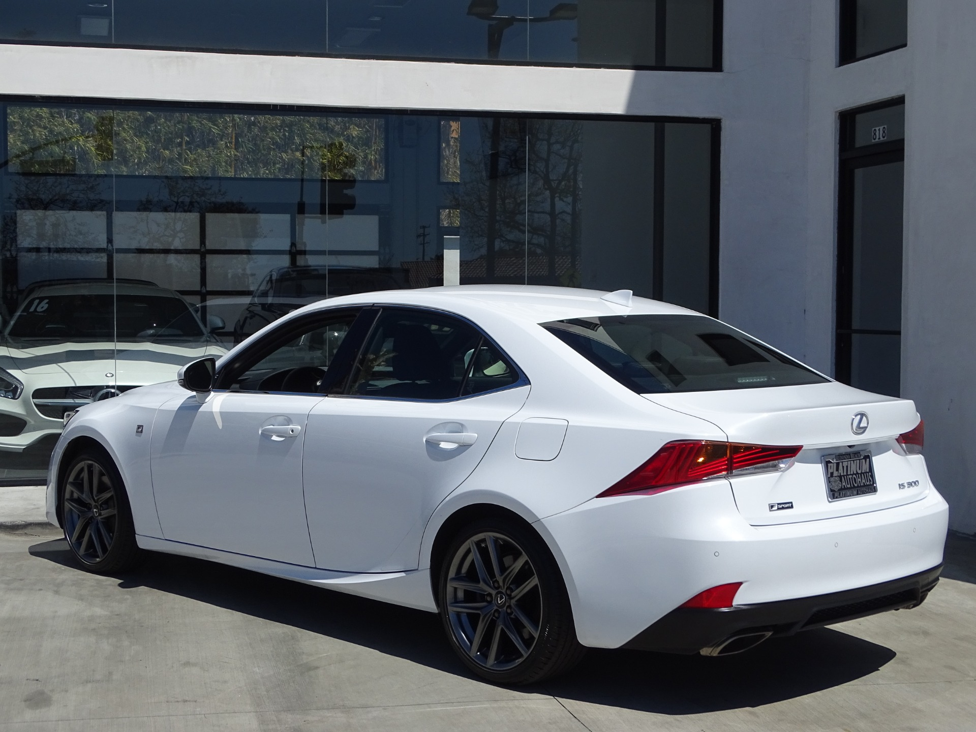 Free Vehicle History Report By Vin >> 2019 Lexus IS 300 Stock # 6461 for sale near Redondo Beach ...