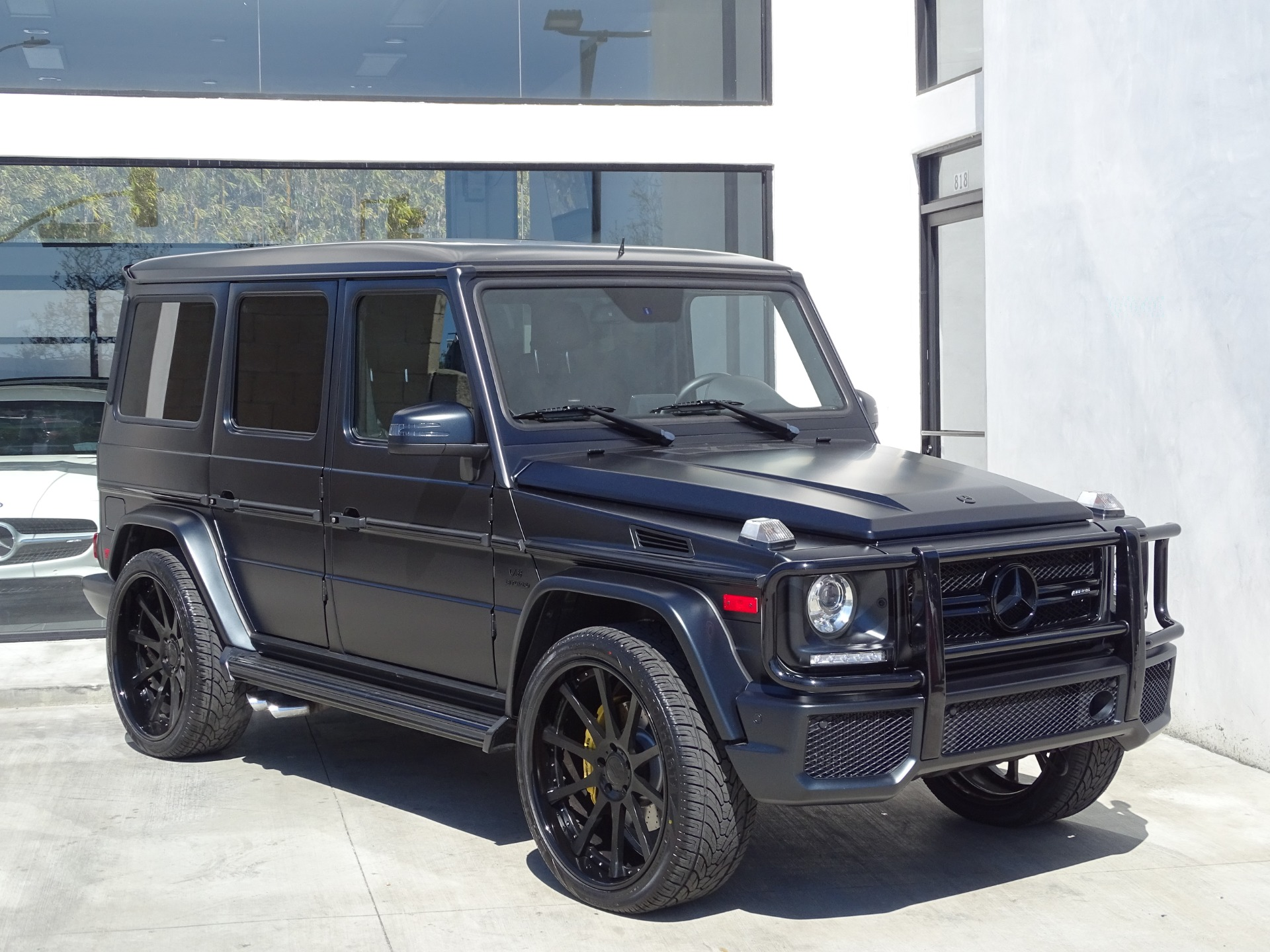 Mercedes Dealership Near Me >> 2016 Mercedes-Benz G-Class AMG G63 Stock # 6470 for sale ...