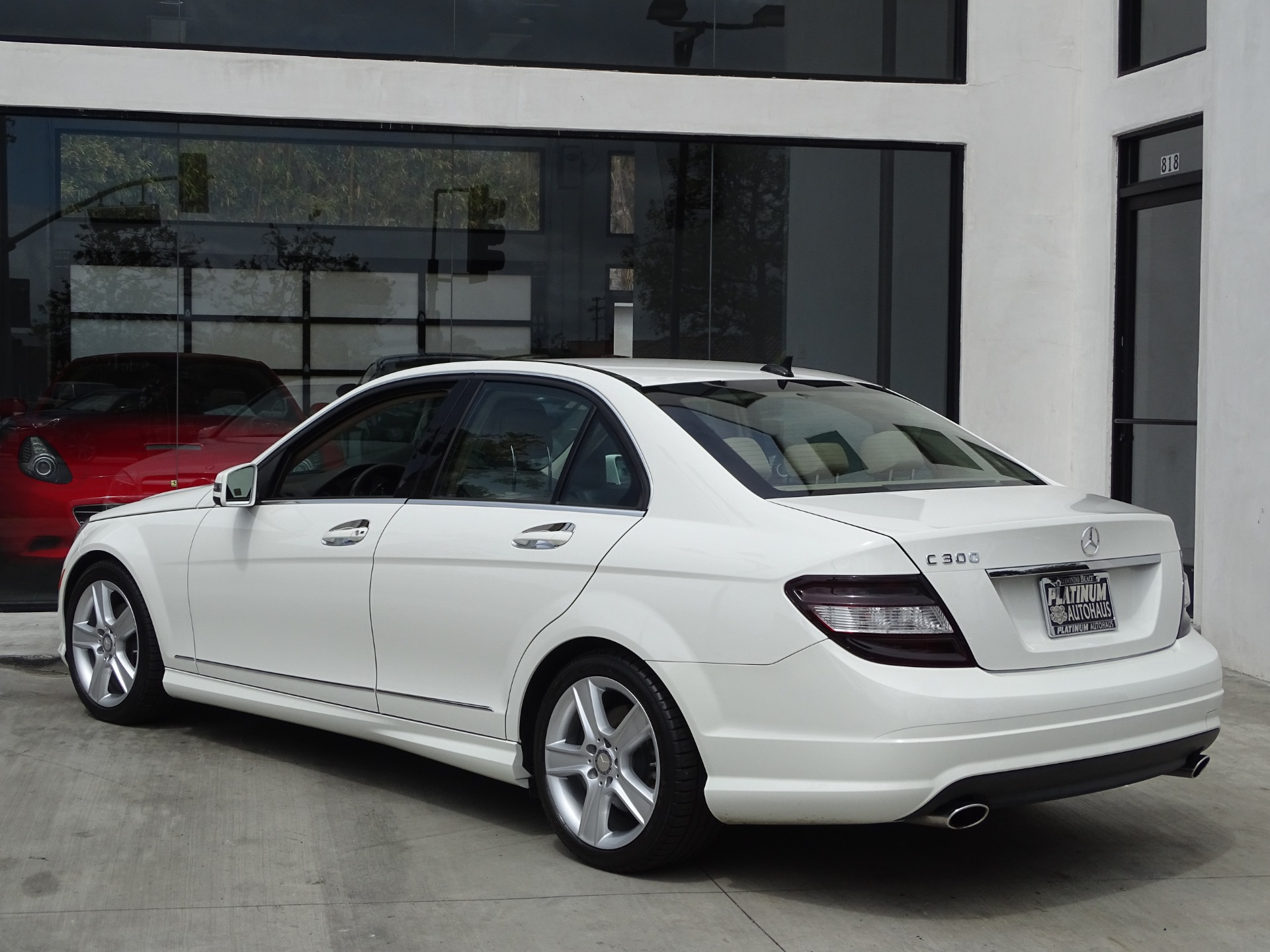 Used-2011-Mercedes-Benz-C-Class-C-300-Sport