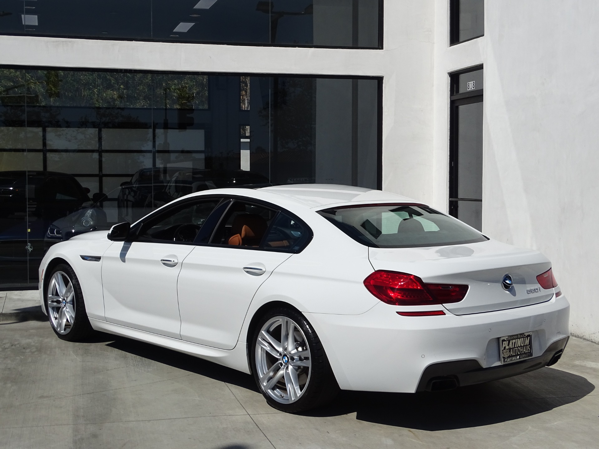 Bmw For Sale Near Me >> 2016 BMW 6 Series 650i Gran Coupe Stock # 6523 for sale near Redondo Beach, CA | CA BMW Dealer