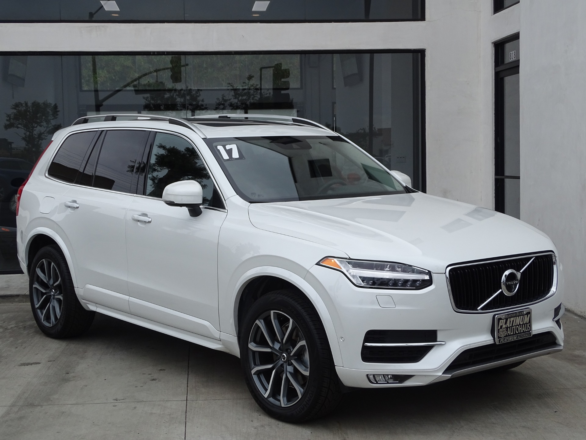 Used Suv For Sale Near Me >> 2017 Volvo XC90 T6 Momentum Stock # 6564 for sale near ...