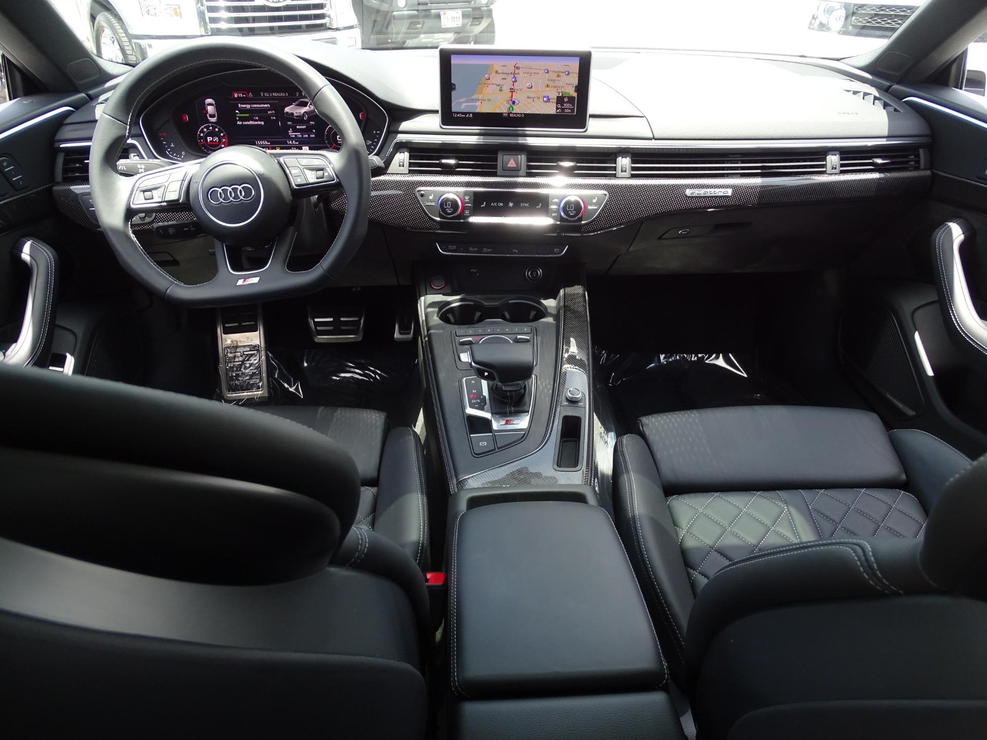 Audi Dealer Near Me >> 2018 Audi S5 Sportback 3.0T quattro Prestige Stock # 6570 ...