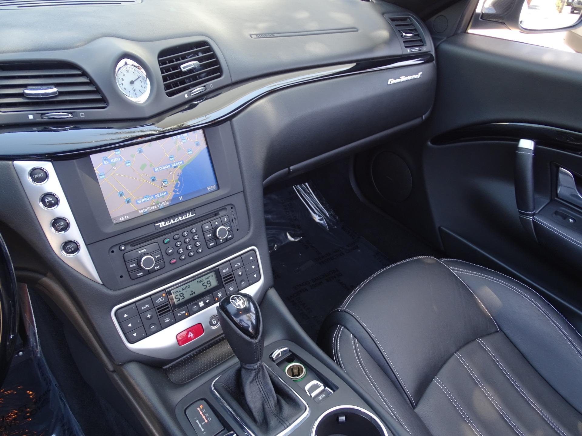 Used-2011-Maserati-GranTurismo