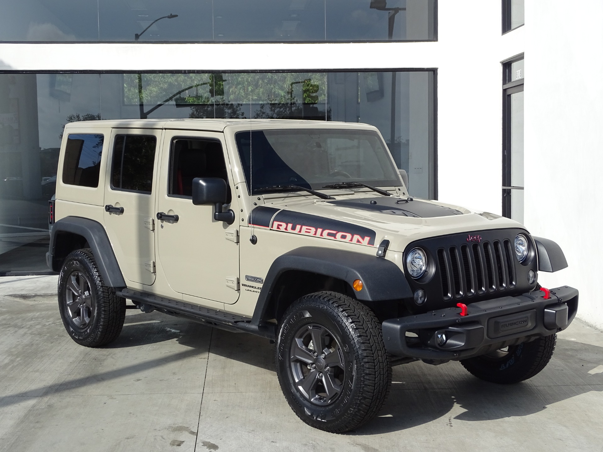 2018 Jeep Wrangler Unlimited Rubicon Recon Stock 6457b For Sale Near Redondo Beach Ca Ca Jeep Dealer