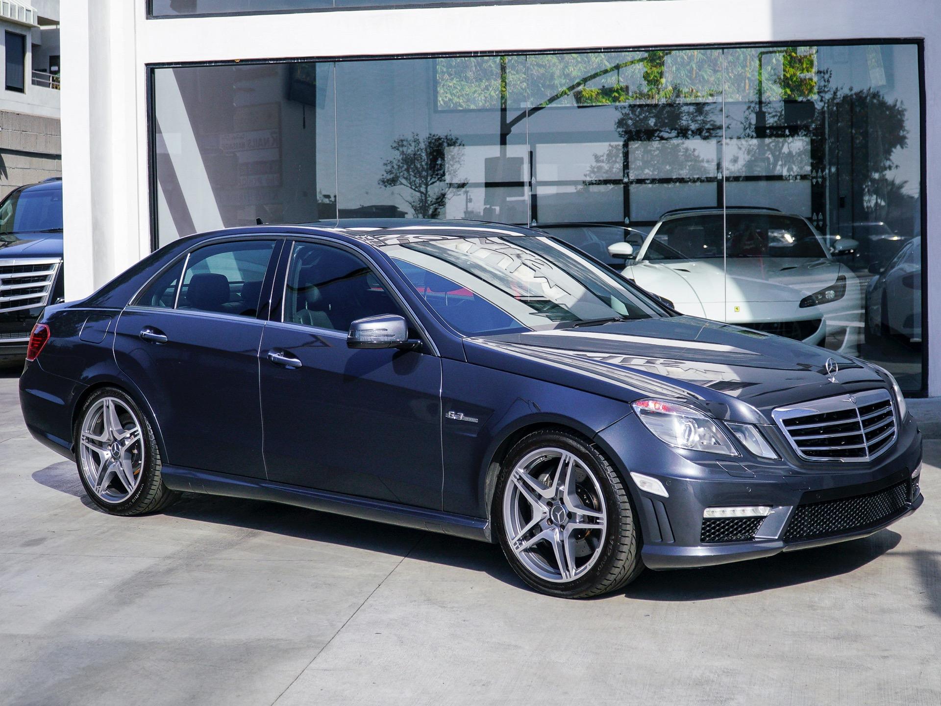 2011 Mercedes-Benz E-Class E 63 AMG Stock # 6670A for sale ...