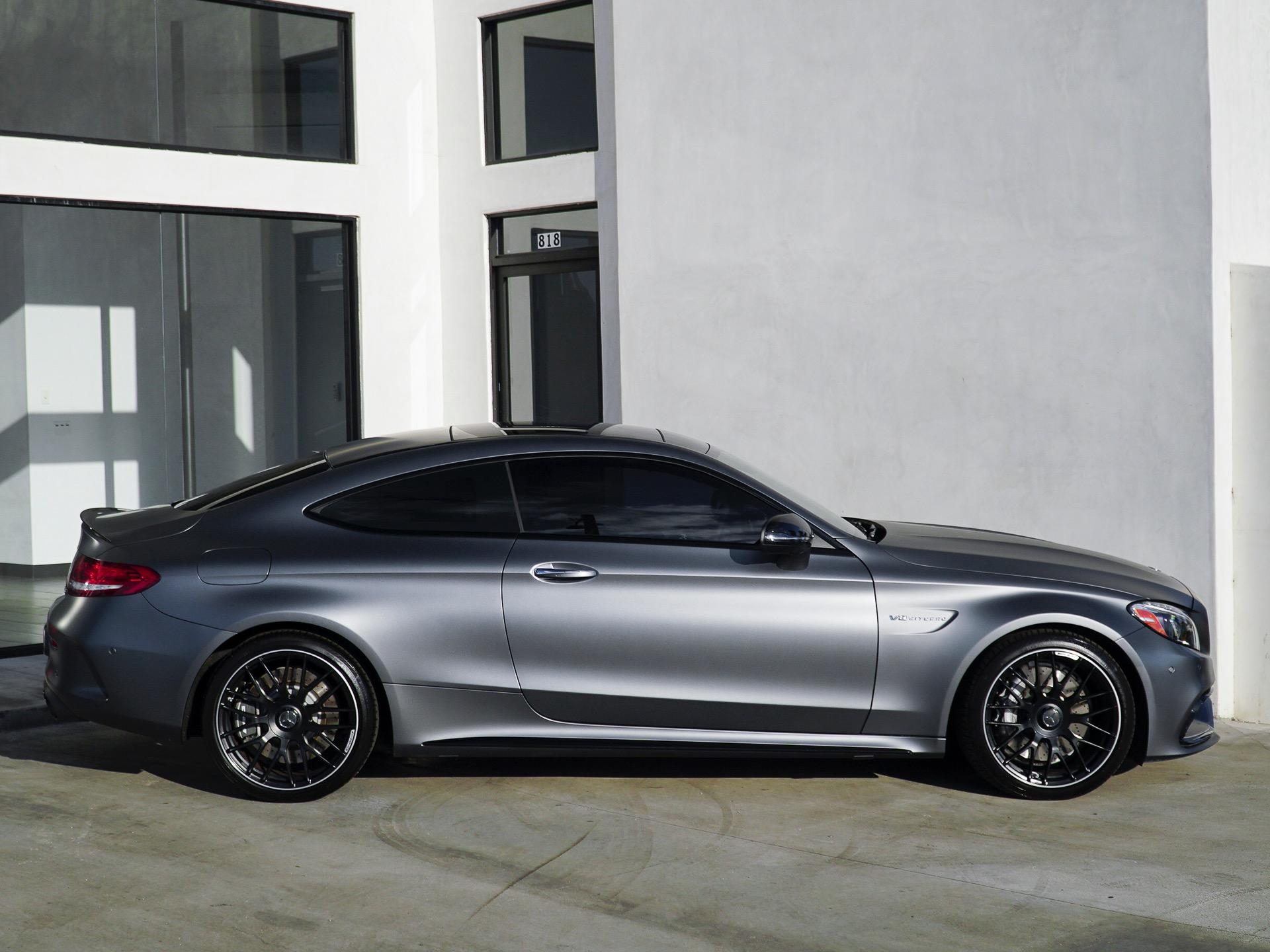 Used-2018-Mercedes-Benz-C-Class-AMG-C-63