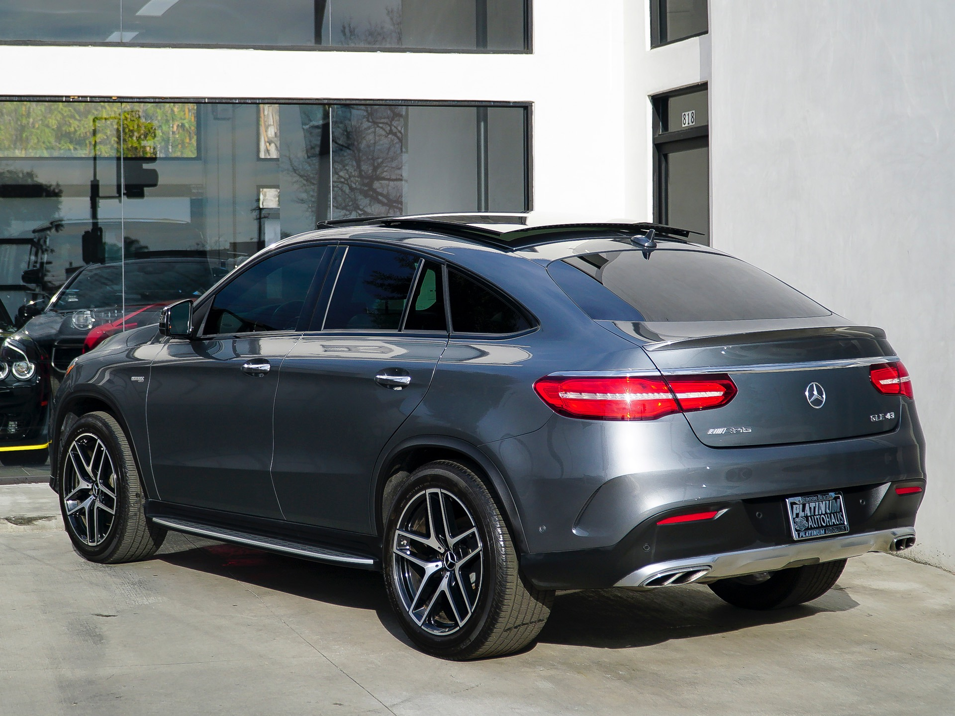 2017 Mercedes-Benz GLE AMG GLE 43 Stock # 6825 for sale ...
