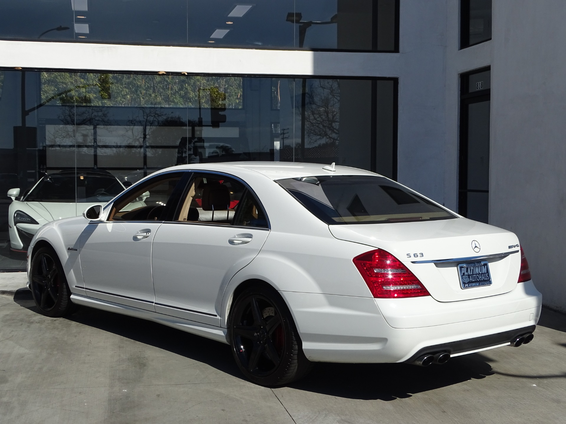 2009 Mercedes-Benz S-Class S 63 AMG Stock # 6810A for sale ...