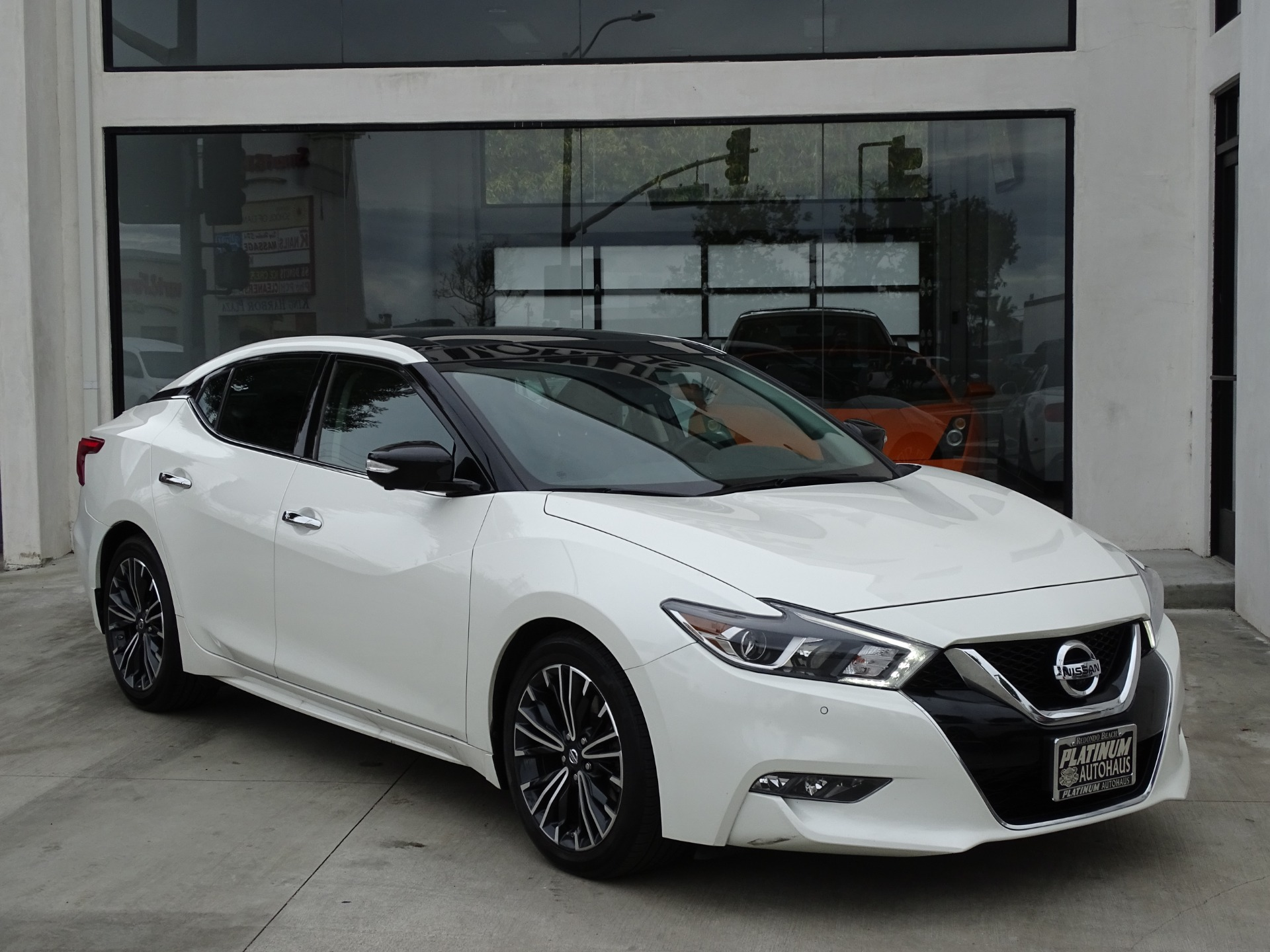 2018 Nissan Maxima Platinum Stock # 6845B for sale near ...