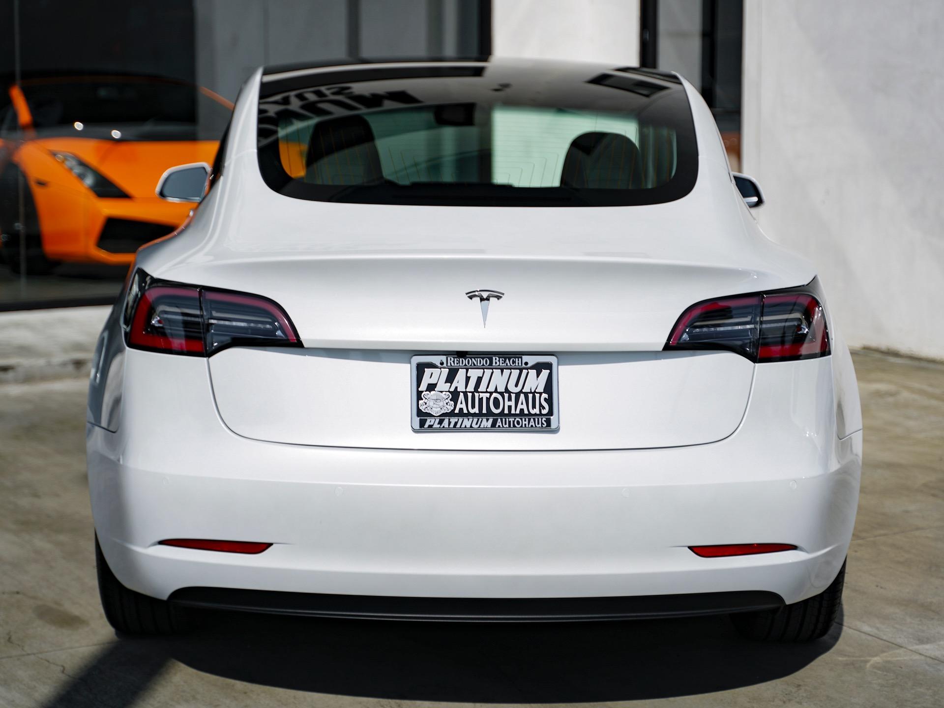 2020 Tesla Model 3 Standard Range Plus Stock # 645071 for ...