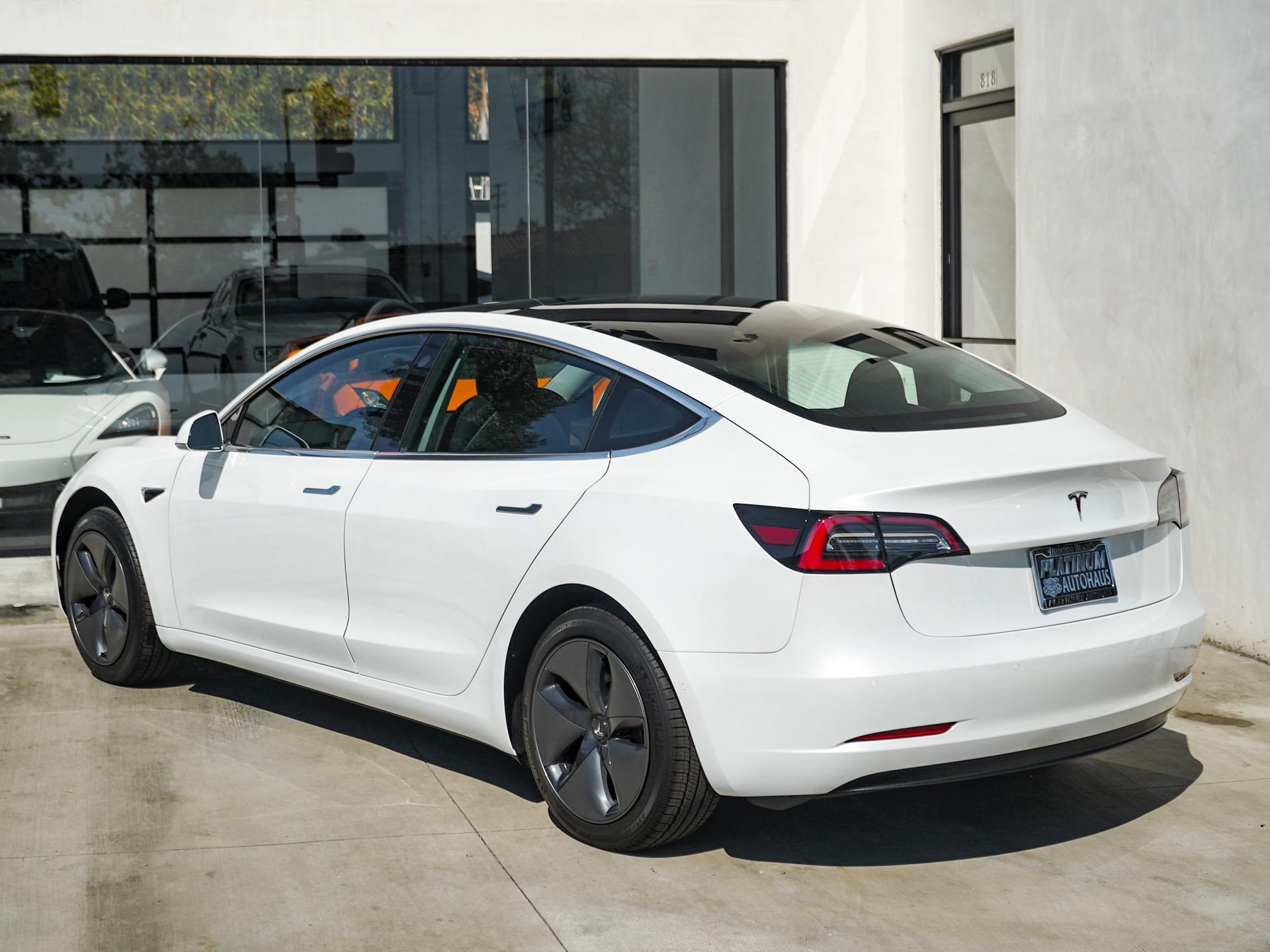 2020 Tesla Model 3 Standard Range Plus Stock # 613518 for ...
