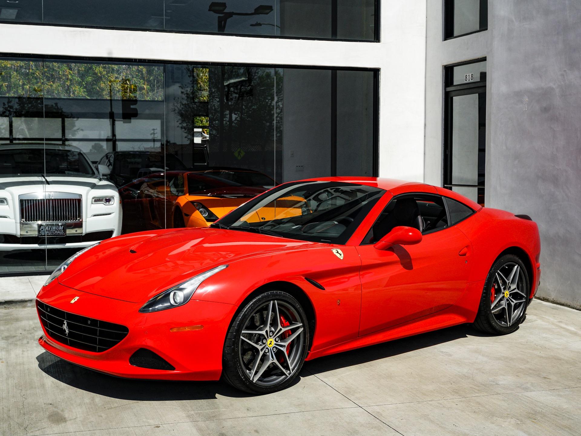 2016 Ferrari California T Stock # 216538 for sale near ...