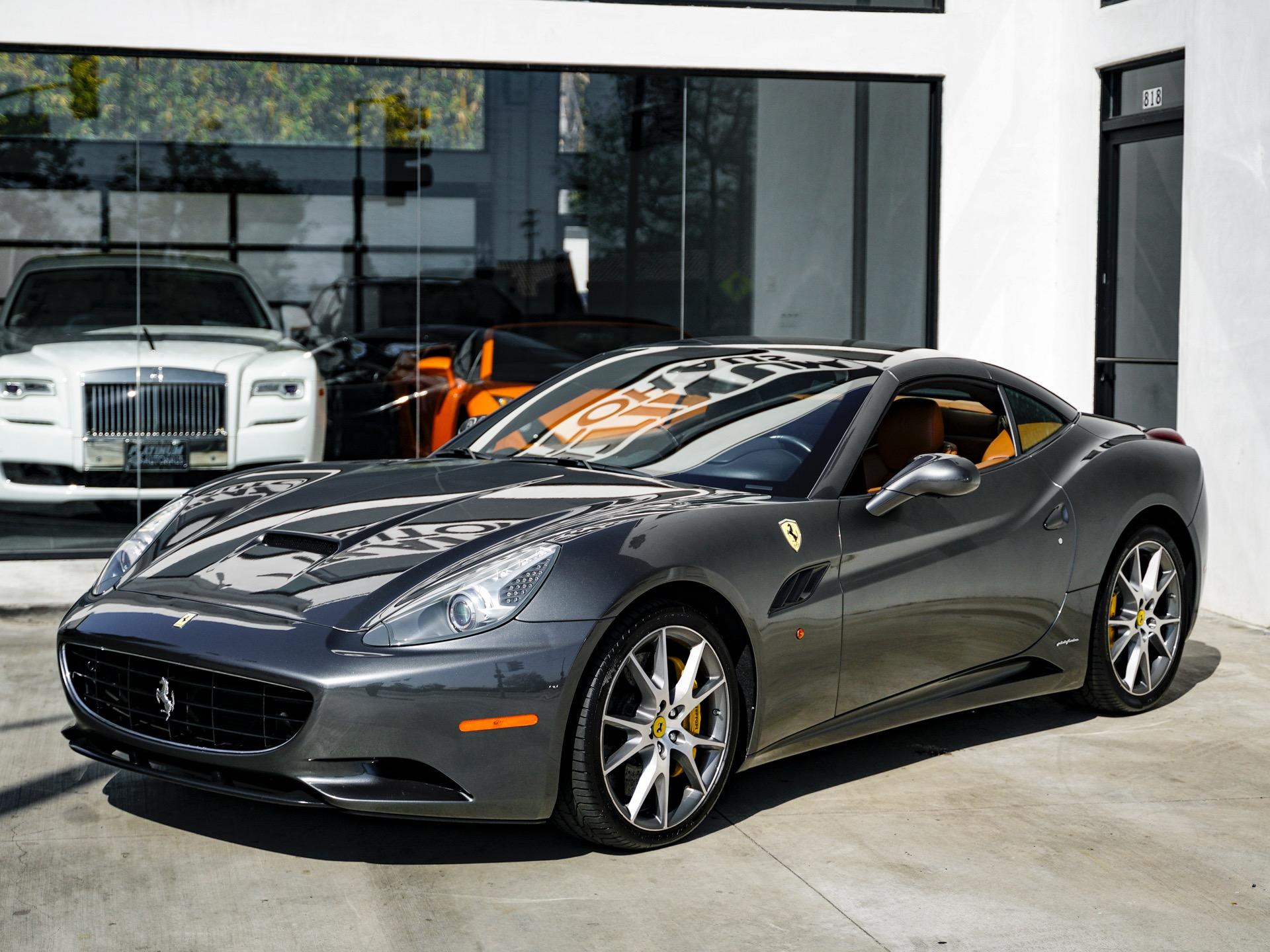 2010 Ferrari California Stock 169942 For Sale Near Redondo Beach Ca Ca Ferrari Dealer