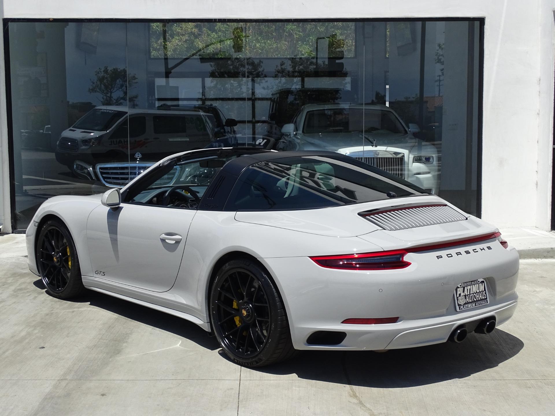 2019 Porsche 911 Targa 4 Gts Stock 6966 For Sale Near Redondo Beach Ca Ca Porsche Dealer