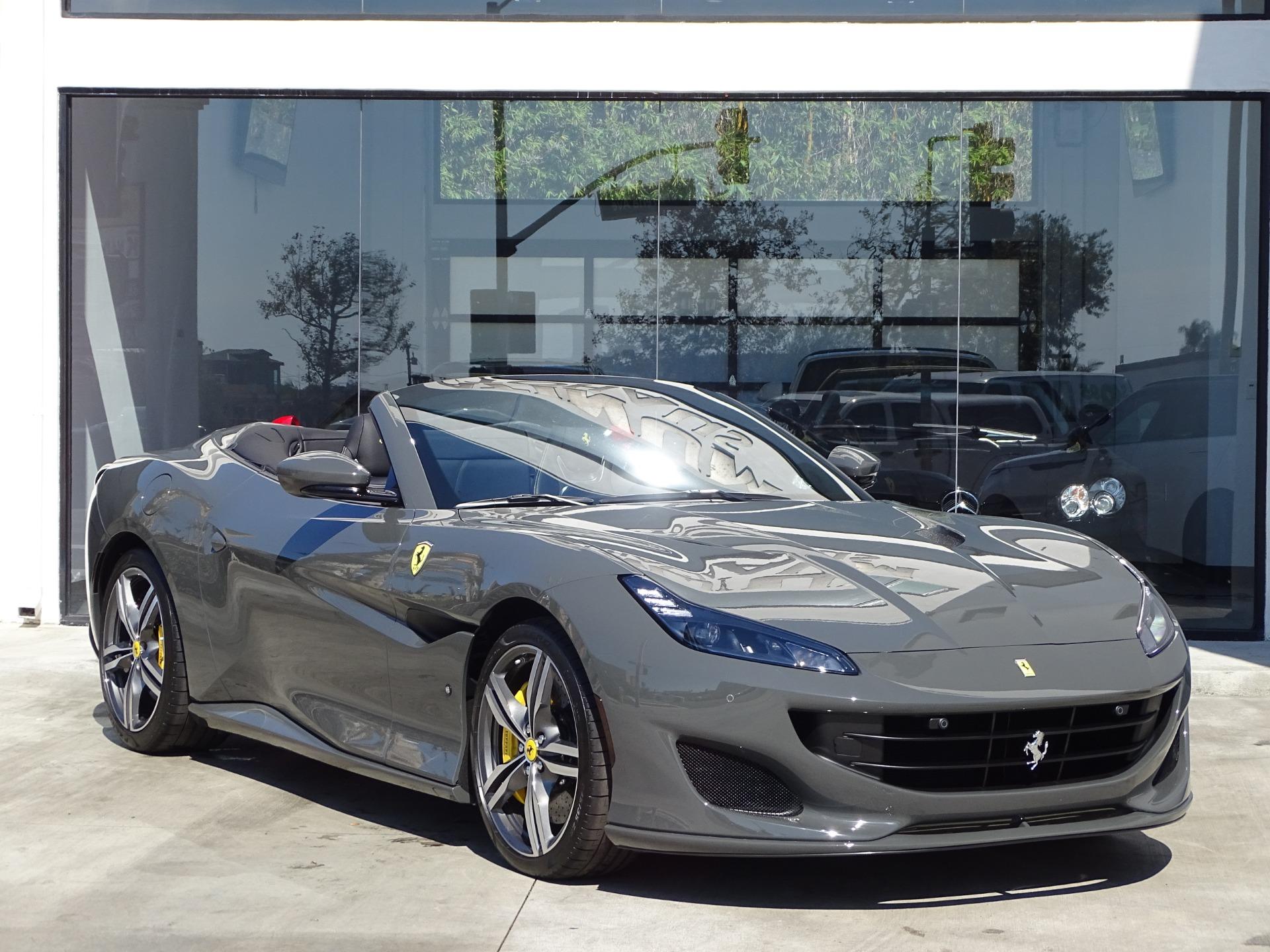 Used-2020-Ferrari-Portofino