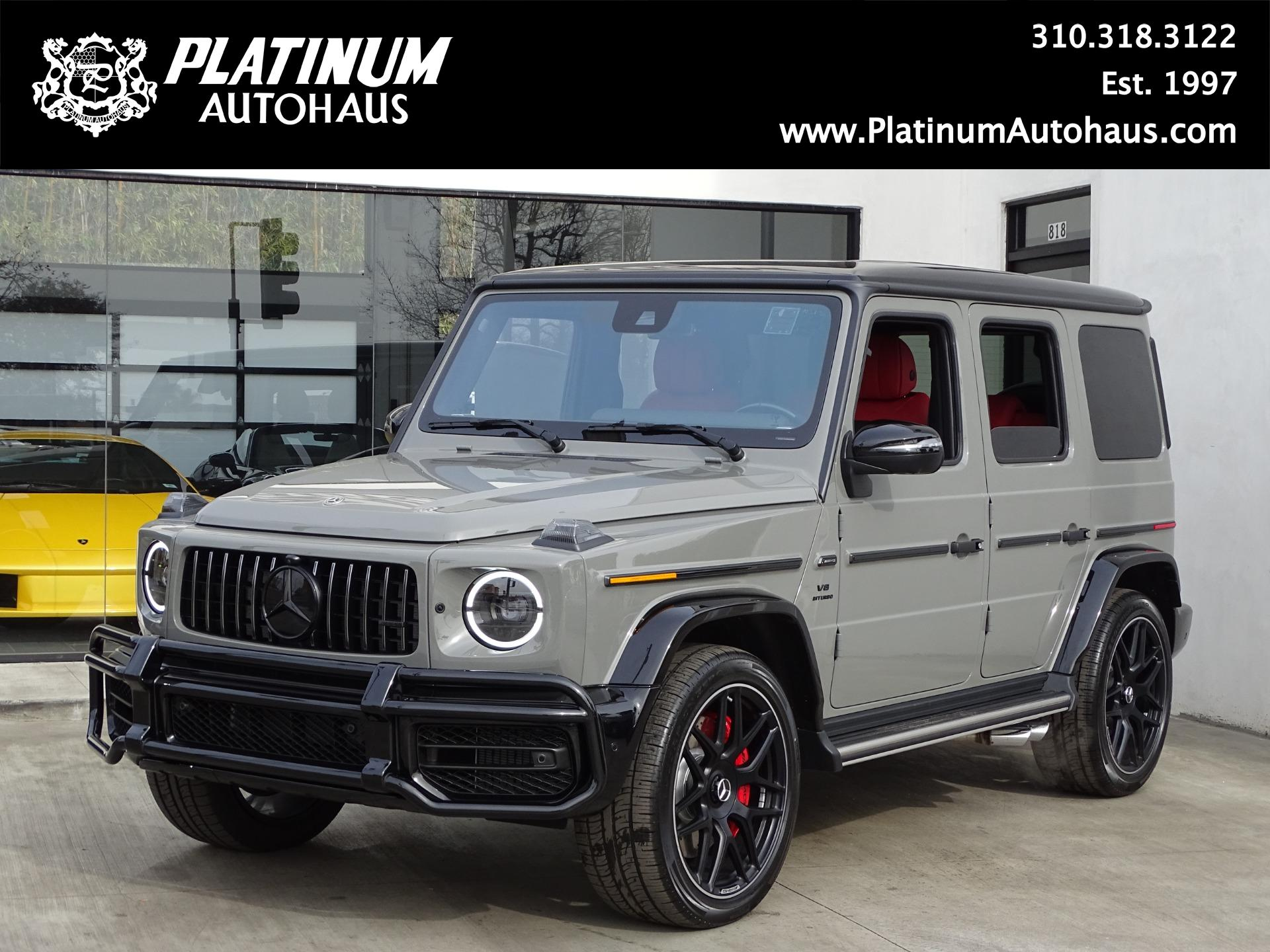 2021 Mercedes-Benz G-Class AMG G 63 Stock # 7219 for sale ...
