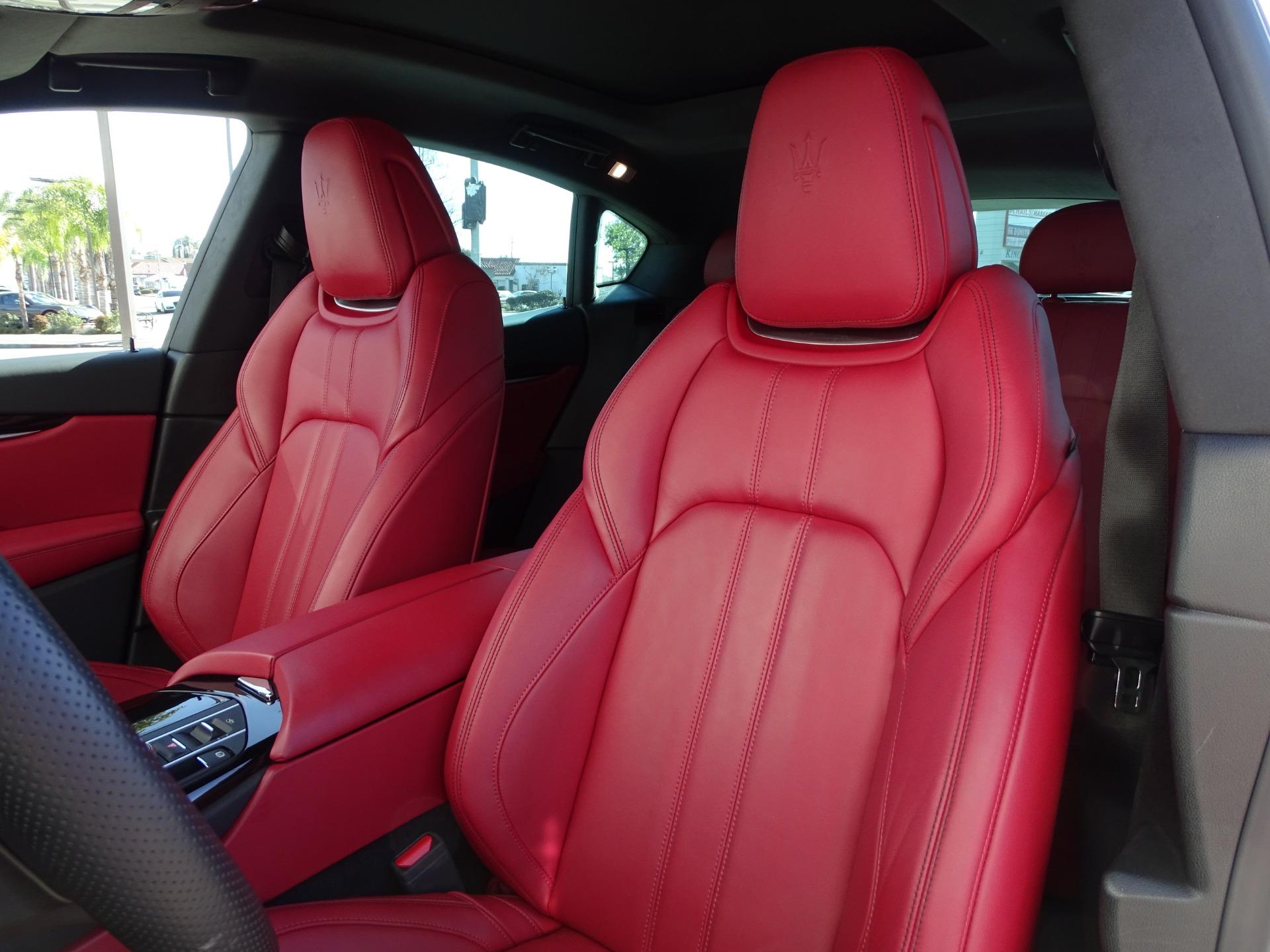 Used-2018-Maserati-Levante-GranSport