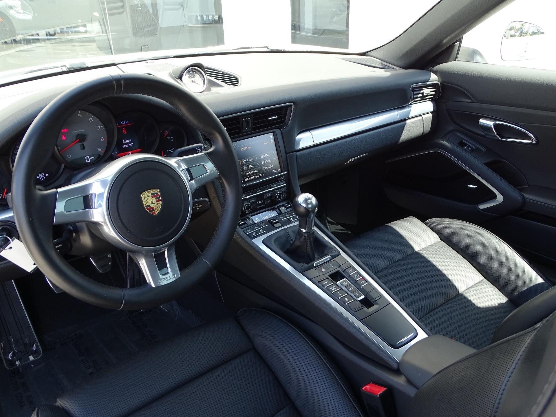 Used-2016-Porsche-911-Carrera-S