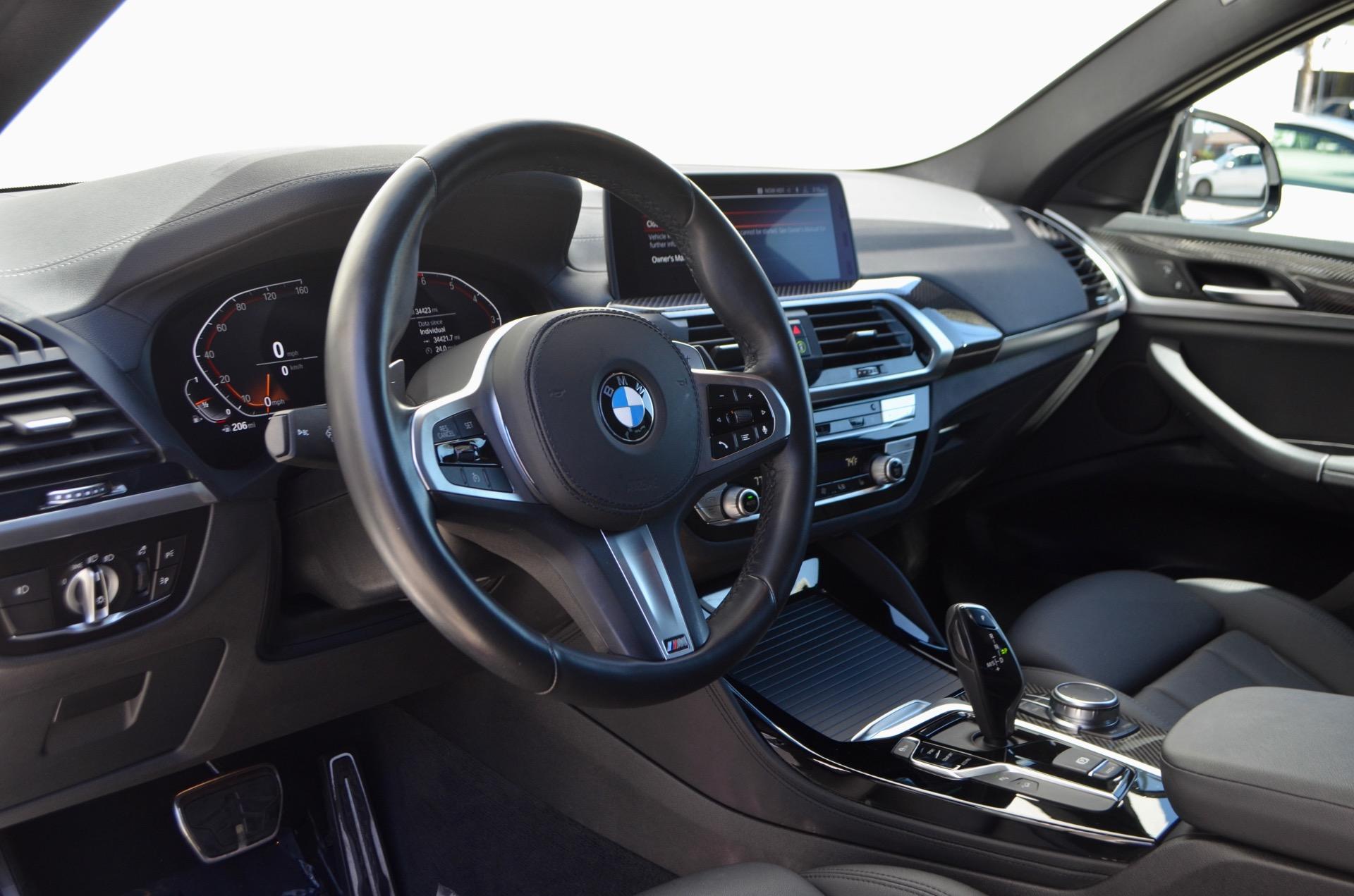 Used-2020-BMW-X4-xDrive30i