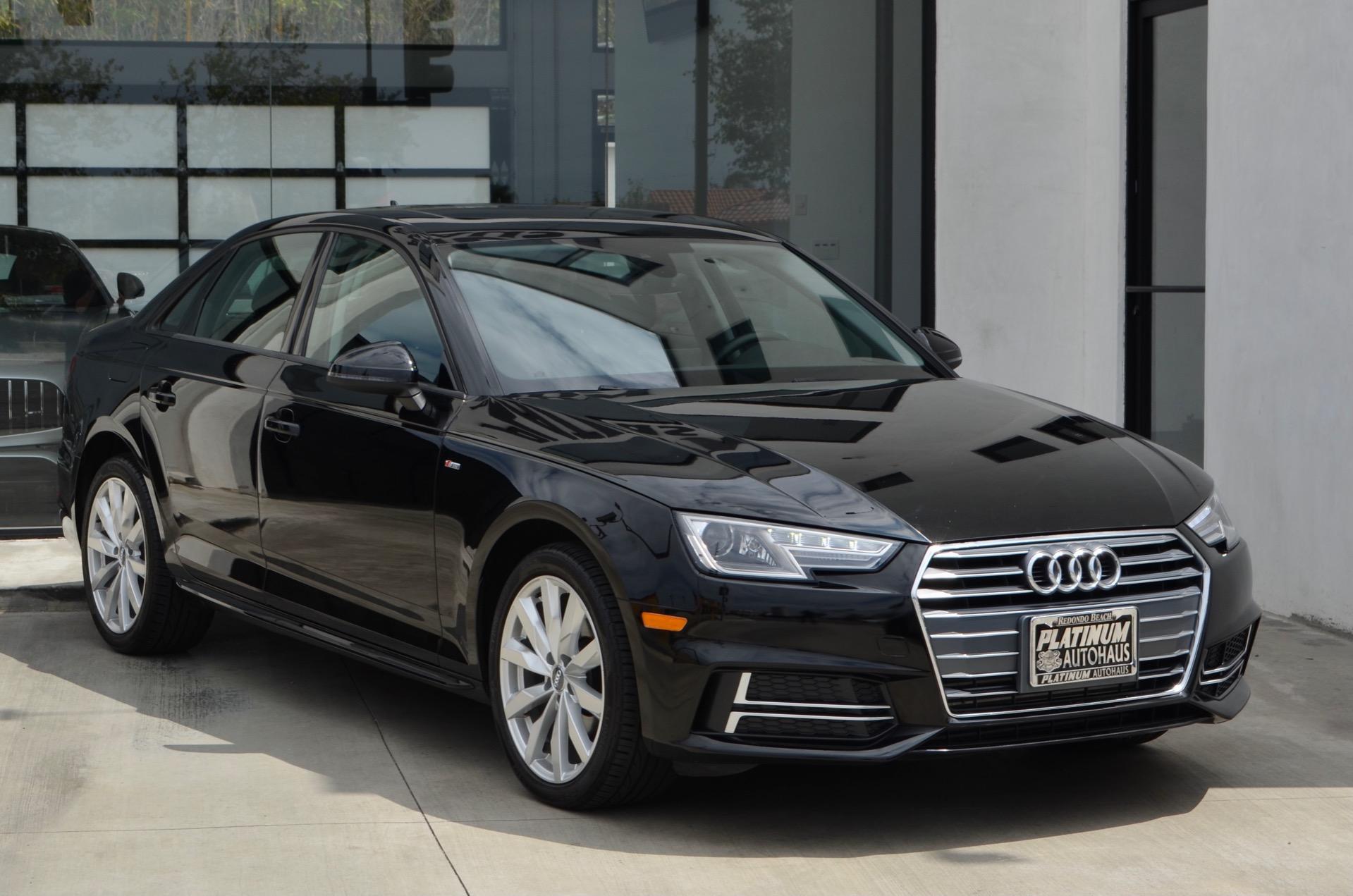 Used-2018-Audi-A4-20T-ultra-Premium