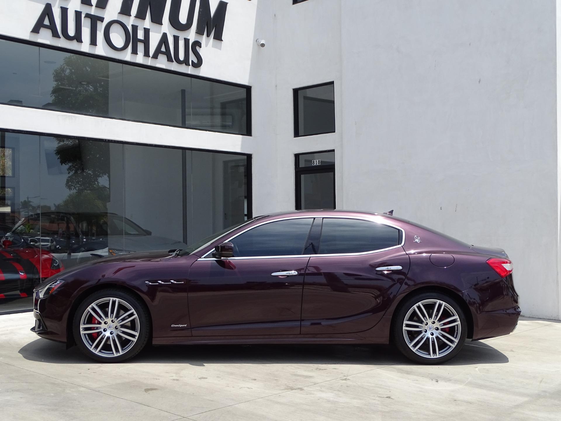 Used-2018-Maserati-Ghibli-GranSport