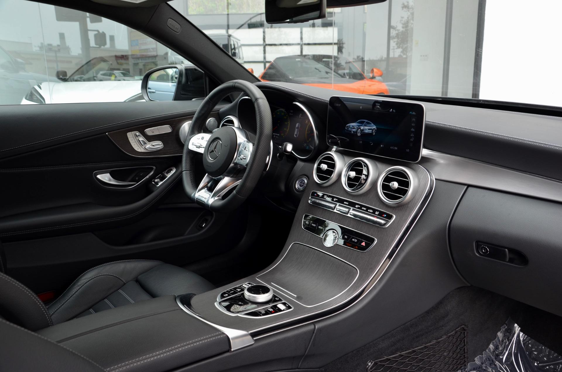 Used-2020-Mercedes-Benz-C-Class-AMG-C-43